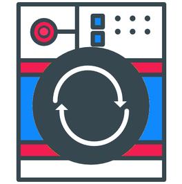 Reparatie van uw wasmachine en de symptomen hiervan